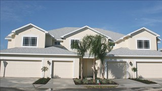 New Homes in Florida FL - Harbor Springs Townhomes by Pioneer Developers of America