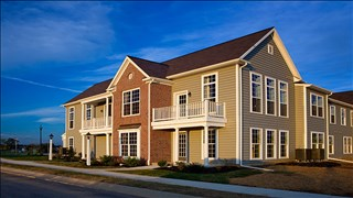 New Homes in Pennsylvania PA - Deer Run Commons by Charter Homes & Neighborhoods