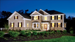 New Homes in Michigan MI - Steeplechase of Northville by Toll Brothers
