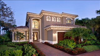 New Homes in Parkland Florida FL - Parkland Golf and Country Club by Toll Brothers - Monogram C by Toll Brothers