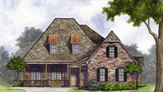 New Homes in Covington Louisiana LA - Tchefuncta Club Estates by Ron Lee Homes