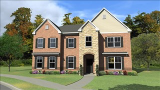 New Homes in Alabama AL - Cahaba Manor by D.R. Horton