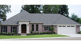 New Homes in Monroe Louisiana  LA - Casual Concepts Home Building by Casual Concepts Inc.