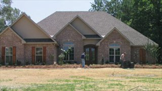 New Homes in Monroe Louisiana  LA - Jonathan Hill Custom Homes by Jonathan Hill Construction