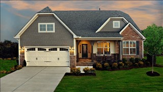 New Homes in Raleigh Durham North Carolina NC - Chapel Ridge by Lennar Homes