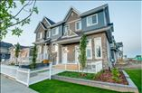 New Homes in Edmonton Alberta AB - The Sands Townhomes by Brookfield Residential