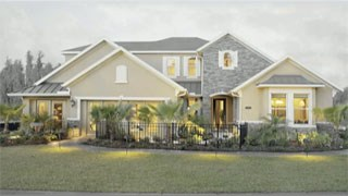 New Homes in Florida FL - Bassett Creek by Mobley Homes