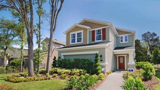 New Homes in Florida FL - Greenleaf Village Imagination Series by David Weekley Homes