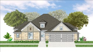 New Homes in Texas TX - Vista Ridge by Wilshire Homes