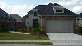New Homes in Covington Louisiana LA - Orchard At St Tammany Oaks by Rufus W Tingle Inc