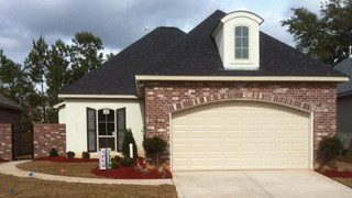 New Homes in Covington Louisiana LA - Orchard at St Tammany Oaks 2 by Rufus W Tingle Inc