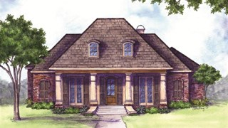 New Homes in Covington Louisiana LA - Terra Bella by Ron Lee Homes