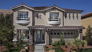 New Homes in - Silverado Summit by American West
