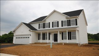 New Homes in Northern Virginia VA - Hopyard Farm by Hazel Homes