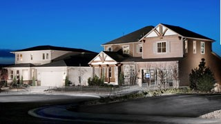 New Homes in Denver Colorado CO - Townview at Candelas-Standard Pacific at Candelas by Standard Pacific Homes