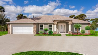 New Homes in Florida FL - Palm Bay by Avtec Homes
