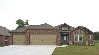 New Homes in Oklahoma OK - Pecan Estates by Concept Builders