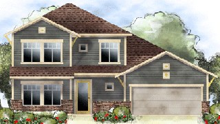 New Homes in Tampa Bay Florida FL - David Weekley Homes at Waterset by Newland Communities
