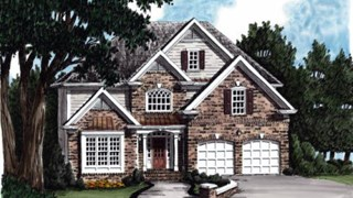 New Homes in Georgia GA - Whitestone by Benchmark Atlanta Homes
