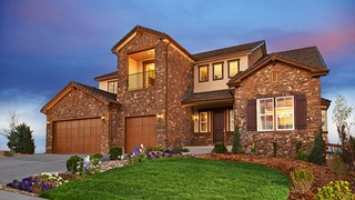 New Homes in Colorado CO - Skyview at Candelas-Richmond American at Candelas by Richmond American