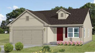 New Homes in Detroit Michigan MI - Shamrock Village by Triangle Development