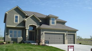 New Homes in Kansas City Missouri MO - Fountain Hills by New Mark Homes