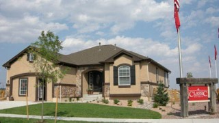 New Homes in Colorado Springs Colorado CO - Banning Lewis Ranch by Classic Homes