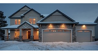 New Homes in Minneapolis Minnesota MN - Mississippi River Pines by Parent Custom Homes