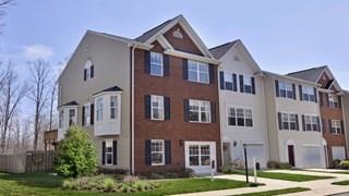 New Homes in Northern Virginia VA - Wilderness Shores by Tricord Homes