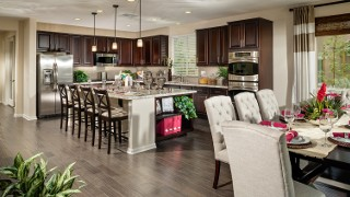 New Homes in Lake Elsinore California CA - Meadow Ridge by Pardee Homes