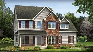 New Homes in Raleigh Durham North Carolina NC - Westfall by Ryan Homes