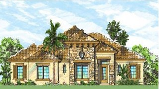 New Homes in Florida FL - Winding River by Bruce Williams Homes