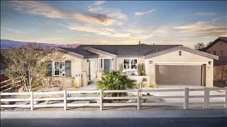 New Homes in Palm Desert California CA - Expressions At The Gallery by D.R. Horton