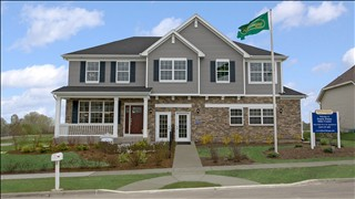 New Homes in Chicago Illinois IL - Prairie Pointe by K. Hovnanian Homes