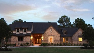 New Homes in Texas TX - The Reserve at Spring Lakes by Princeton Classic Homes