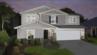 New Homes in Raleigh Durham North Carolina NC - Partin Place by KB Home