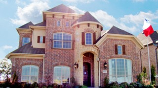 New Homes in Texas TX - Northglen by Grand Homes