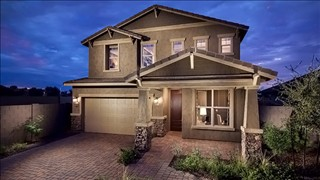 New Homes in Chandler Arizona AZ - Santa Maria by Meritage Homes