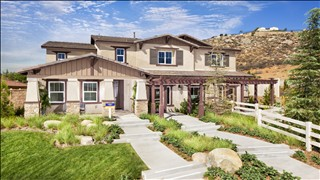New Homes in Riverside California CA - Highlands by D.R. Horton