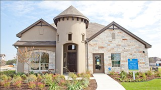 New Homes in Texas TX - Woodford Estates by MileStone Community Builders