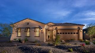 New Homes in Goodyear Arizona AZ - Golf Canyon at Estrella  by David Weekley Homes