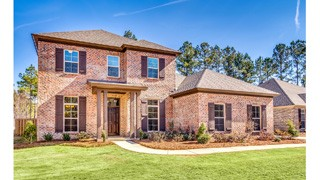 New Homes in Alabama AL - Woodland Creek by Lowder New Homes