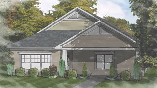 New Homes in Auburn Alabama AL - Piney Woods by Geordan Communities