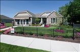 New Homes in Indianapolis Indiana IN - The Sanctuary by M/I Homes