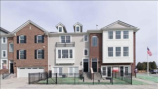 New Homes in Chicago Illinois IL - Pleasant Square by M/I Homes