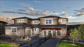 New Homes in - Cliffside in Castle Rock by Village Homes