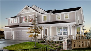 New Homes in - West Village in Timnath Ranch by Village Homes