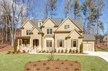 New Homes in Atlanta Georgia GA - St. Michael's Bay by Peachtree Residential