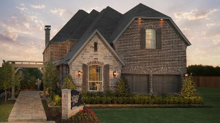 New Homes in Texas TX - Castle Hills The Villas by American Legend Homes