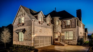 New Homes in Lewisville Texas TX - Castle Hills The Villas by American Legend Homes